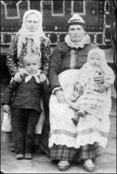 19th Century Doukhobors in Georgia