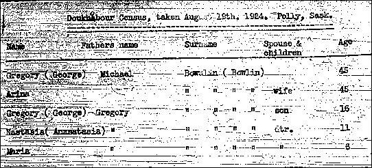 1924 census sample