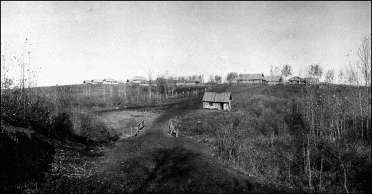 mikhailovka village
