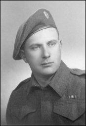 Sam S. Barowsky, Doukhobor soldier.