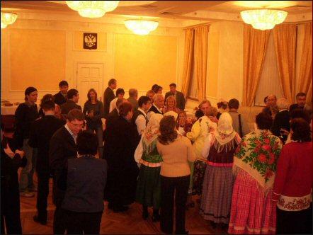 Book Release of Strana Dukhoboriya