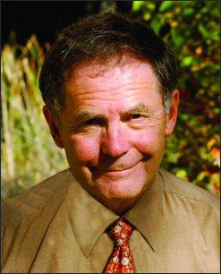 Author Dr. Ian A. Cameron