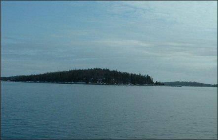 Lawlor's Island, Nova Scotia